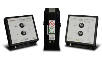 HF100 + HF200 + HF500 High Frequency Resistive Current Shunts